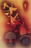 Wassily Kandinsky. From Cool Depths,