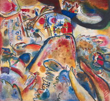 Small Pleasures (1913) by Wassily Kandinsky