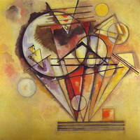 Wassily Kandinsky. On the Points,