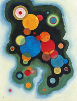 Wassily Kandinsky. Deepened Impulse,