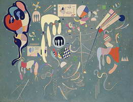 Wassily Kandinsky. Various Actions,